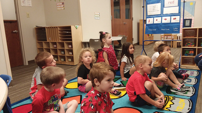 St. Timothy Lutheran Church Takes on Community's Child Care Crisis