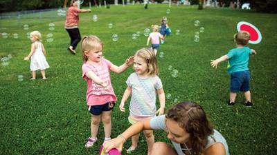 Sunflower Child Development Center Innovates to Meet Need