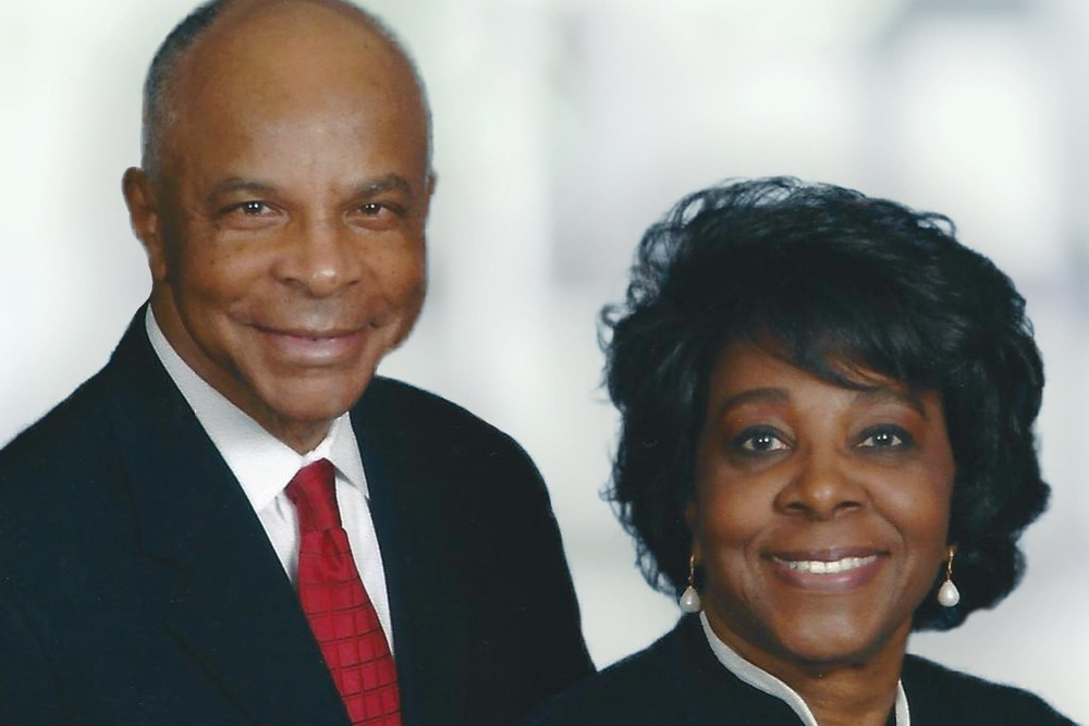 Thomas and Carline Phillips