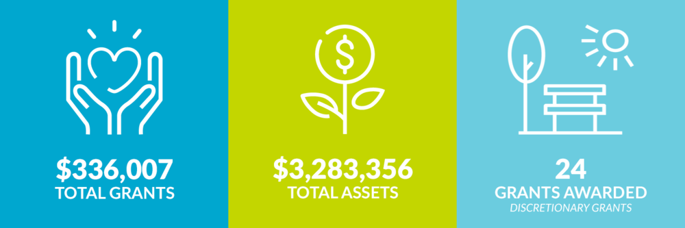 $336,007 total grants. $3,283,356 total assets. 24 discretionary grants awarded.