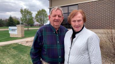 Jorgensens Blaze a Path for Generosity in Benton County