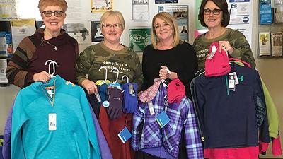 Grantmaking Snapshot: Coats for Kids Program