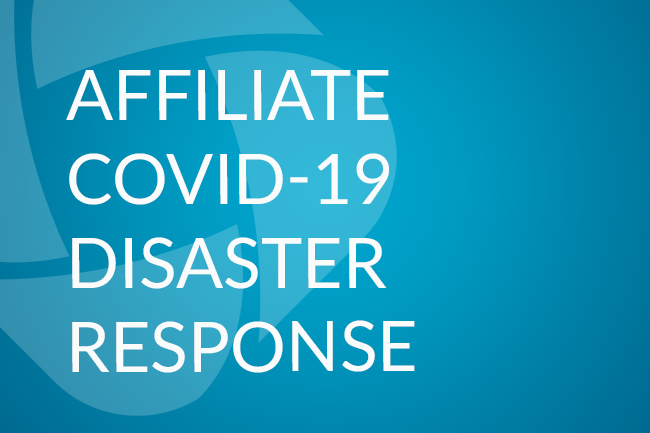Affiliate response fund graphic news