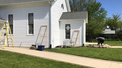 Grantmaking Snapshot: Historic Preservation in Howard County