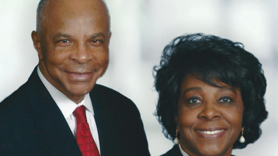 Waterloo is Still Home for Thomas and Carline Phillips